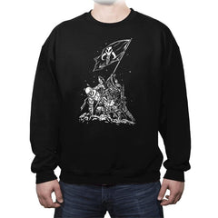 Rise Of The Bounty Hunters - Crew Neck - Crew Neck - RIPT Apparel
