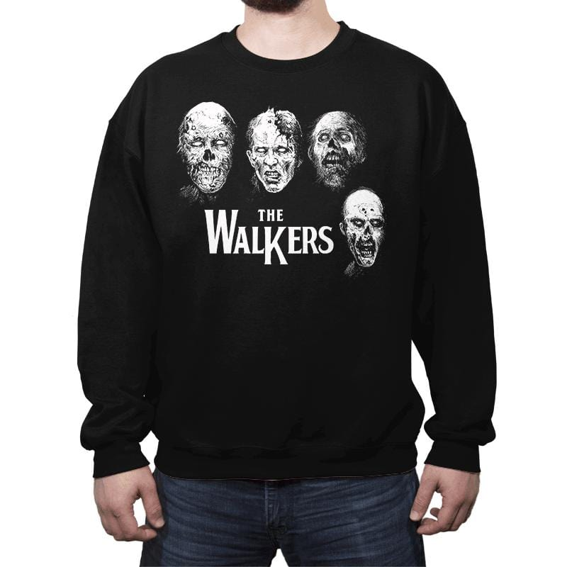 The Walkers - Crew Neck - Crew Neck - RIPT Apparel