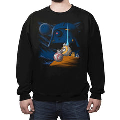 Episode Vll: A New Droid - Crew Neck - Crew Neck - RIPT Apparel