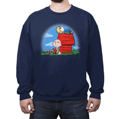 One Peanut Punch - Crew Neck - Crew Neck - RIPT Apparel