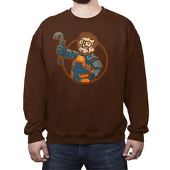 Lambda Boy - Crew Neck - Crew Neck - RIPT Apparel