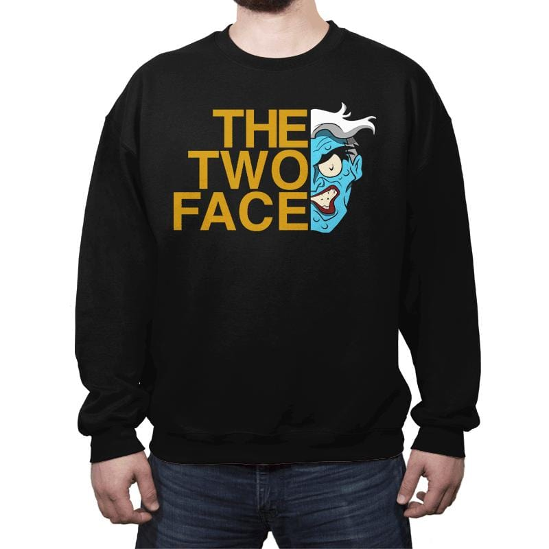 The Two Face - Crew Neck - Crew Neck - RIPT Apparel