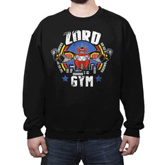 Zord Gym - Crew Neck - Crew Neck - RIPT Apparel