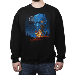 Throne Wars - Crew Neck - Crew Neck - RIPT Apparel