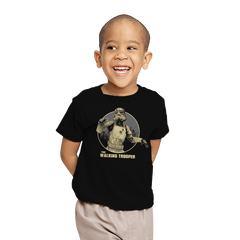 The Walking Trooper - Youth - T-Shirts - RIPT Apparel