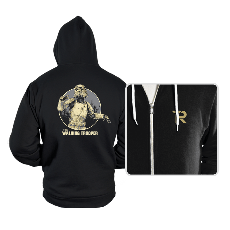 The Walking Trooper - Hoodies - Hoodies - RIPT Apparel