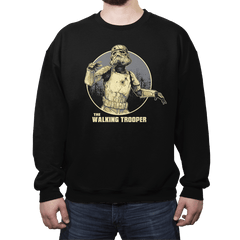 The Walking Trooper - Crew Neck - Crew Neck - RIPT Apparel