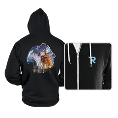 To The Future - Hoodies - Hoodies - RIPT Apparel