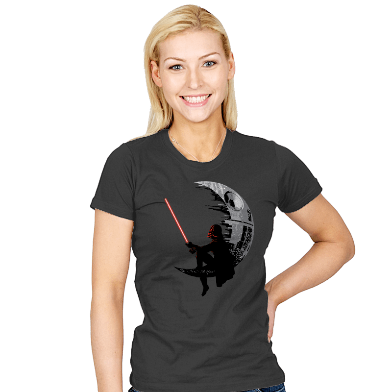 Darthworks - Womens - T-Shirts - RIPT Apparel