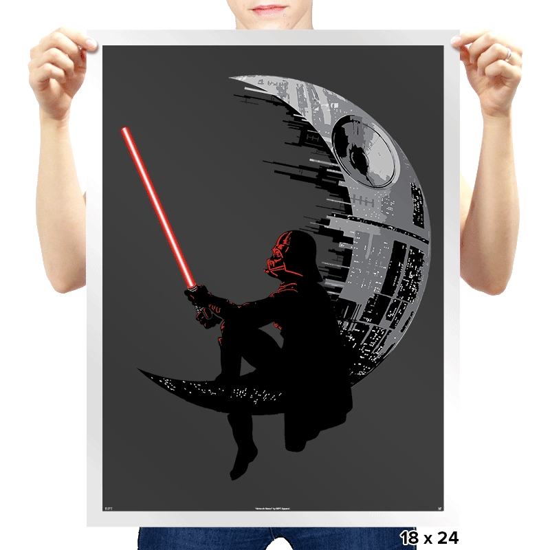 Darthworks - Prints - Posters - RIPT Apparel
