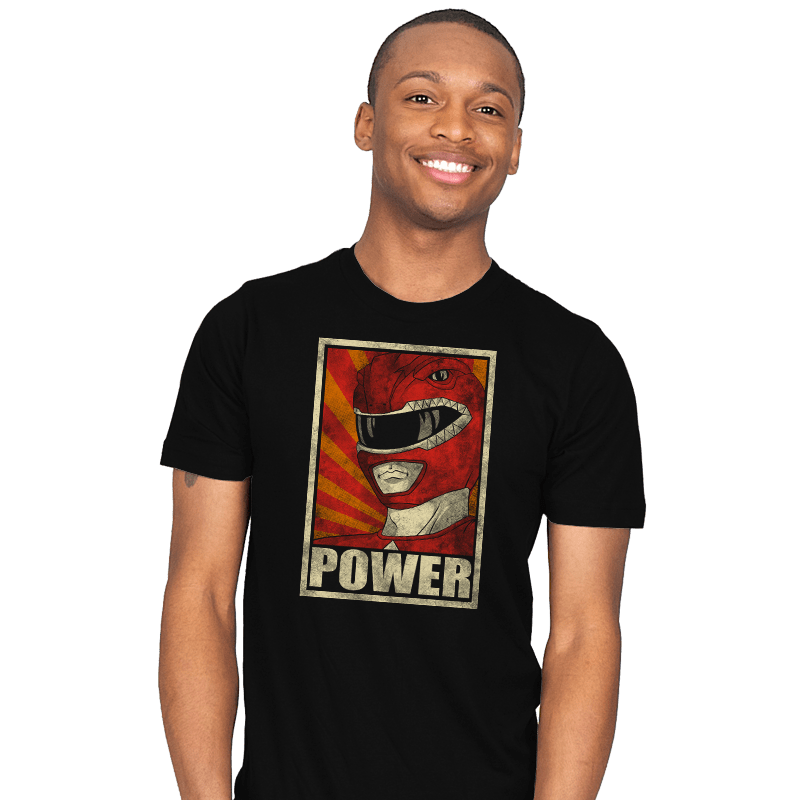 Power! - Mens - T-Shirts - RIPT Apparel