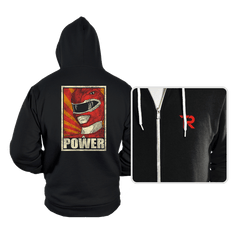 Power! - Hoodies - Hoodies - RIPT Apparel