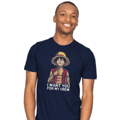 Pirates Want You - Mens - T-Shirts - RIPT Apparel