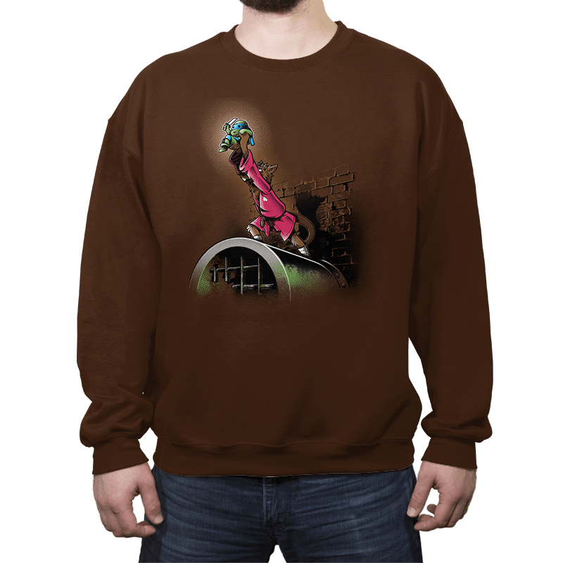 The Turtle King - Crew Neck - Crew Neck - RIPT Apparel