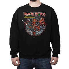 Iron Merc - Crew Neck - Crew Neck - RIPT Apparel