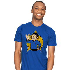 Spock Boy - Mens - T-Shirts - RIPT Apparel