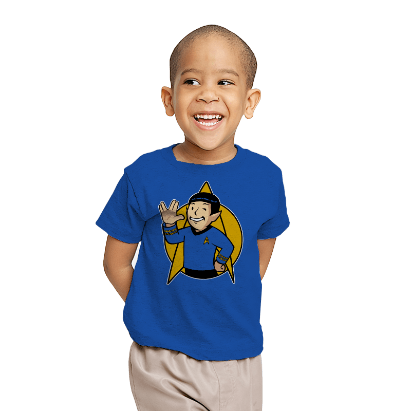 Spock Boy - Youth - T-Shirts - RIPT Apparel