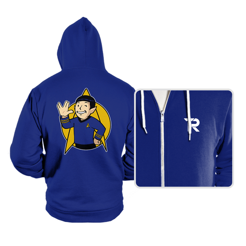 Spock Boy - Hoodies - Hoodies - RIPT Apparel