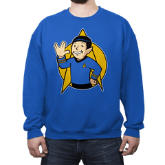 Spock Boy - Crew Neck - Crew Neck - RIPT Apparel