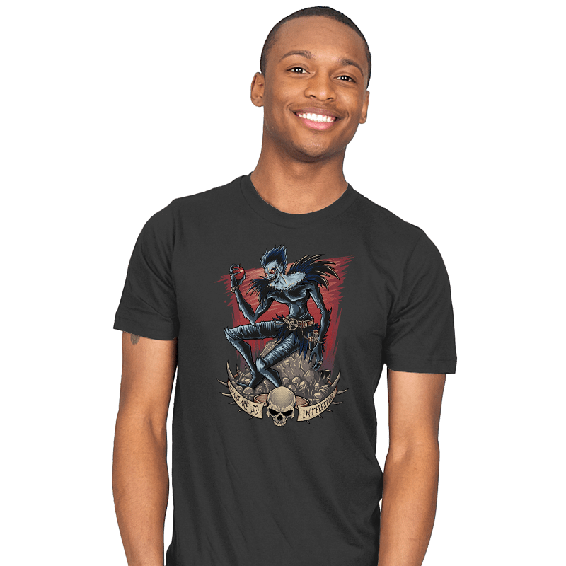 Death and Apples - Mens - T-Shirts - RIPT Apparel