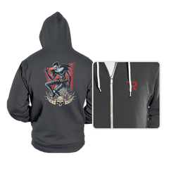Death and Apples - Hoodies - Hoodies - RIPT Apparel
