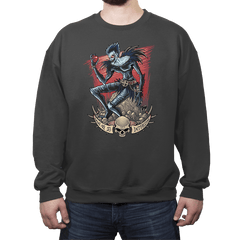 Death and Apples - Crew Neck - Crew Neck - RIPT Apparel