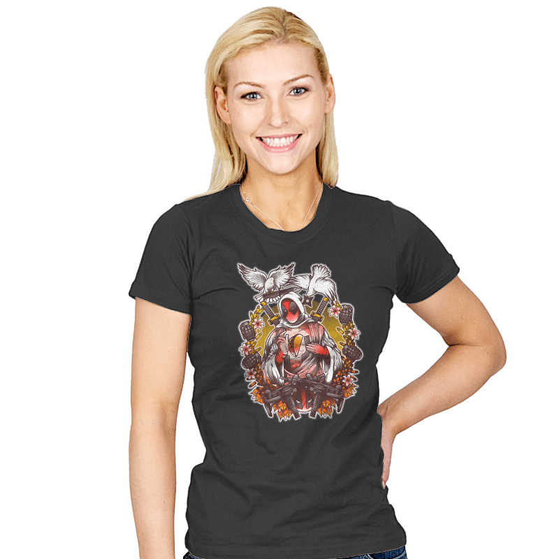 Holypool - Womens - T-Shirts - RIPT Apparel