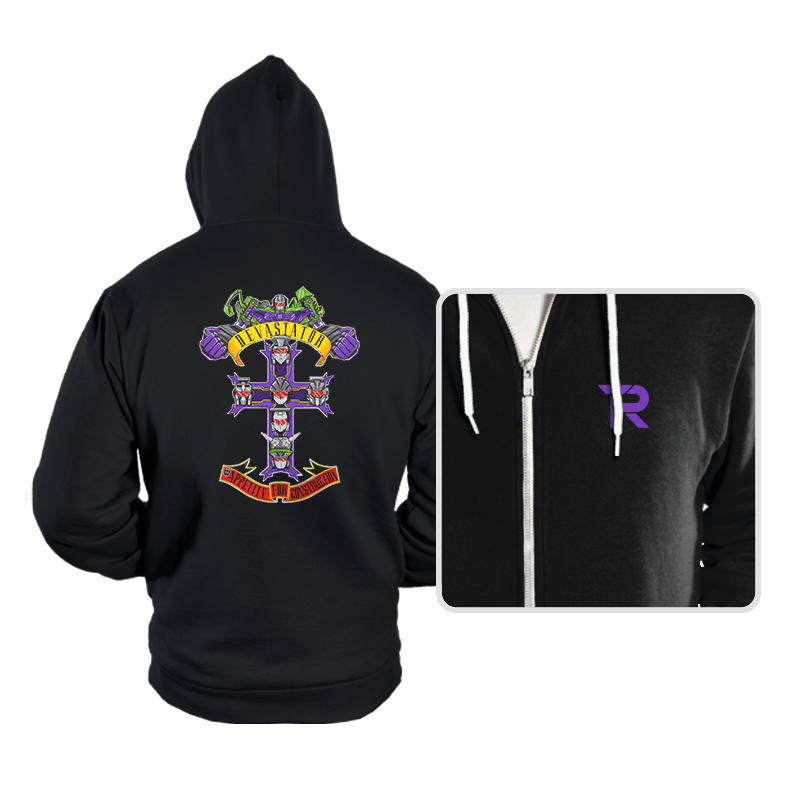 Appetite For Construction - Hoodies - Hoodies - RIPT Apparel
