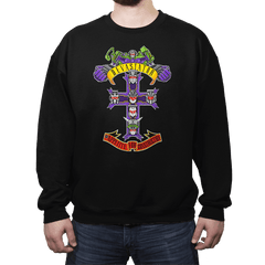 Appetite For Construction - Crew Neck - Crew Neck - RIPT Apparel
