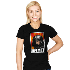 HELMET - Womens - T-Shirts - RIPT Apparel