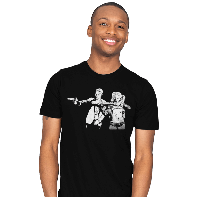 Suicide Fiction - Mens - T-Shirts - RIPT Apparel