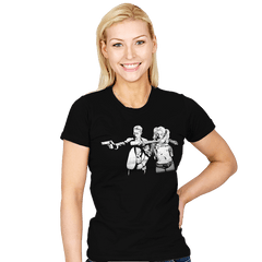 Suicide Fiction - Womens - T-Shirts - RIPT Apparel