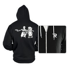Suicide Fiction - Hoodies - Hoodies - RIPT Apparel