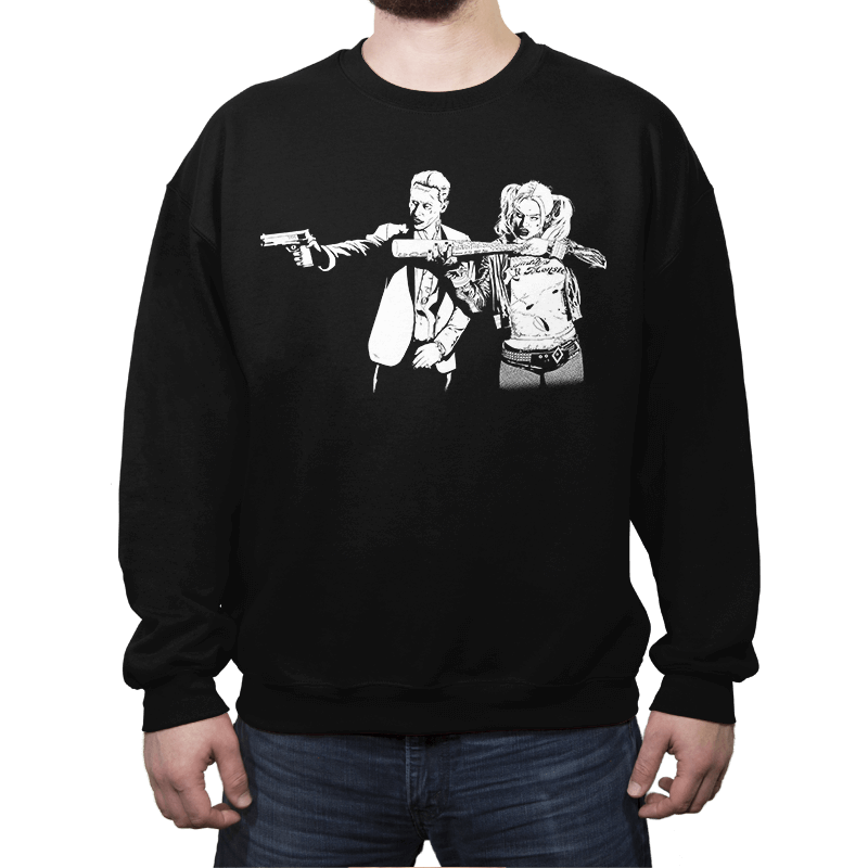 Suicide Fiction - Crew Neck - Crew Neck - RIPT Apparel