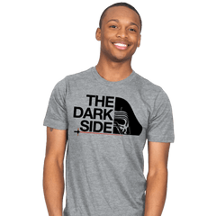 North of the Darker Side - Mens - T-Shirts - RIPT Apparel