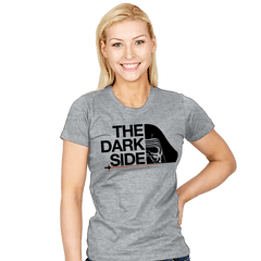 North of the Darker Side - Womens - T-Shirts - RIPT Apparel