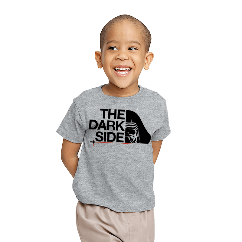 North of the Darker Side - Youth - T-Shirts - RIPT Apparel
