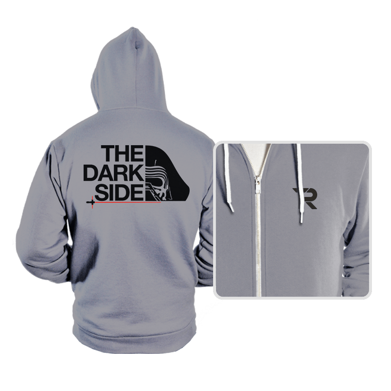 North of the Darker Side - Hoodies - Hoodies - RIPT Apparel