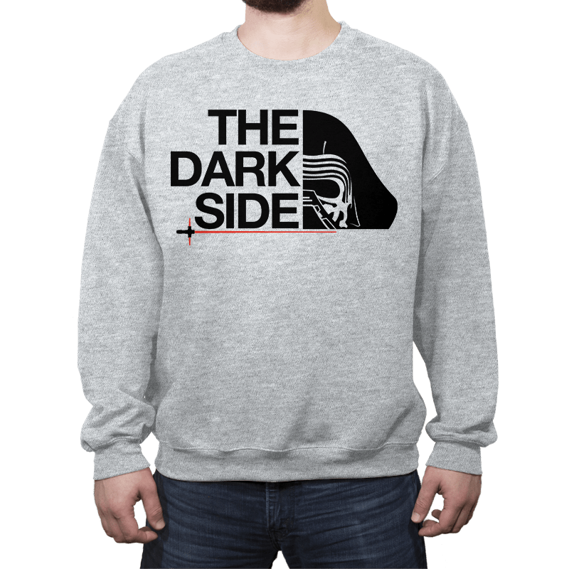 North of the Darker Side - Crew Neck - Crew Neck - RIPT Apparel