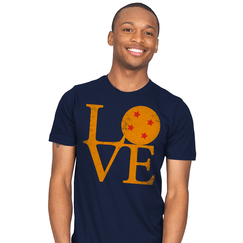 Dragon Love - Mens - T-Shirts - RIPT Apparel