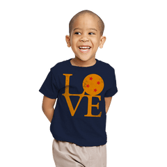 Dragon Love - Youth - T-Shirts - RIPT Apparel