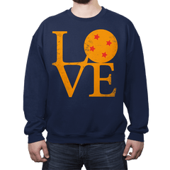 Dragon Love - Crew Neck - Crew Neck - RIPT Apparel