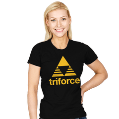 Stripeforce - Womens - T-Shirts - RIPT Apparel