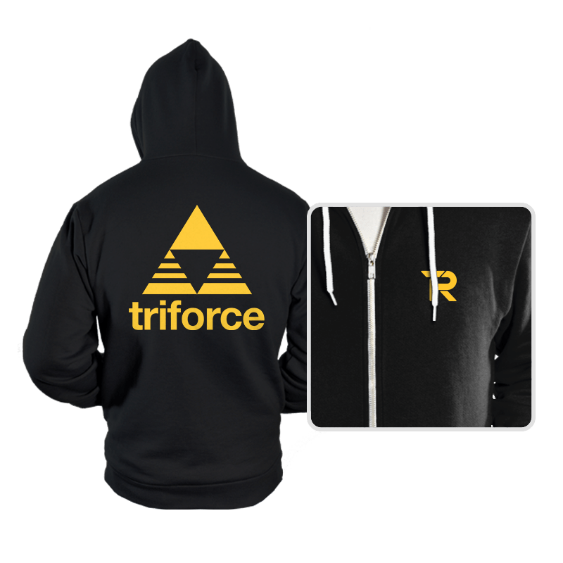 Stripeforce - Hoodies - Hoodies - RIPT Apparel