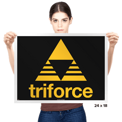 Stripeforce - Prints - Posters - RIPT Apparel