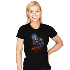 The Saiyan King - Womens - T-Shirts - RIPT Apparel