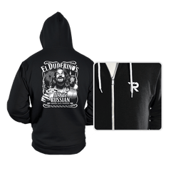 Duderino White Russian - Hoodies - Hoodies - RIPT Apparel