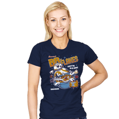 BB-Flakes - Womens - T-Shirts - RIPT Apparel