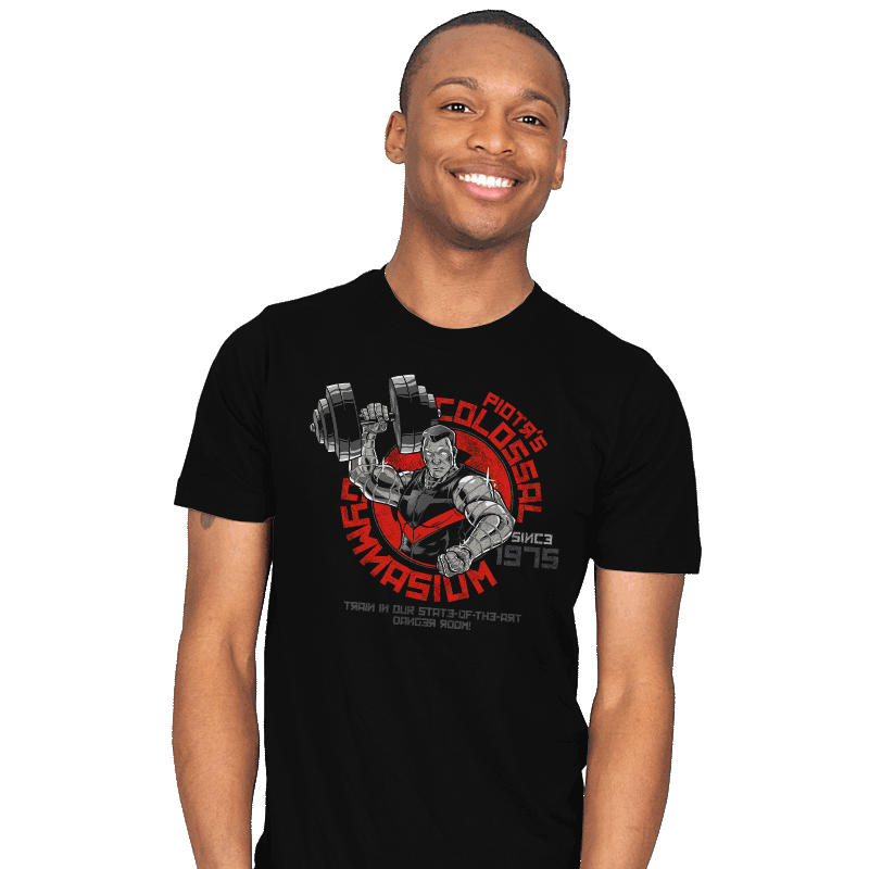Colossal Gym - Mens - T-Shirts - RIPT Apparel