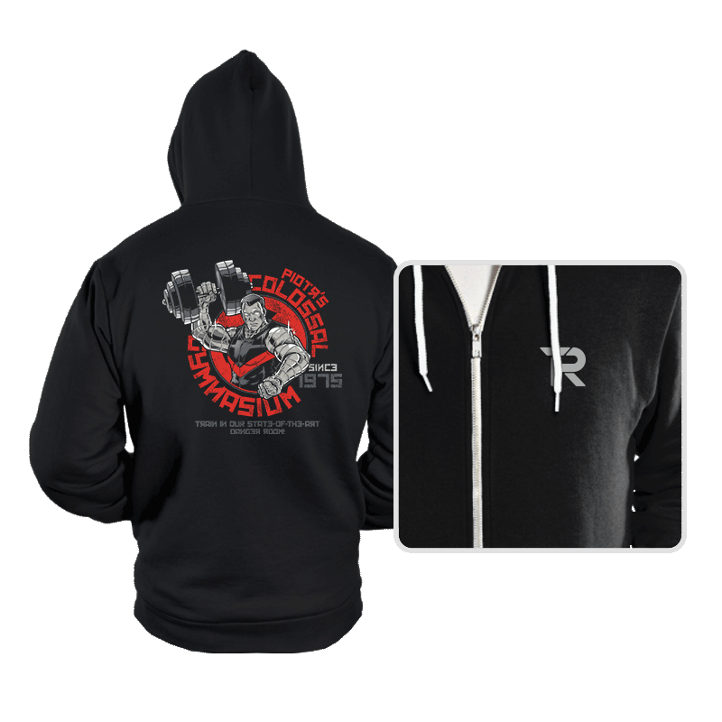 Colossal Gym - Hoodies - Hoodies - RIPT Apparel